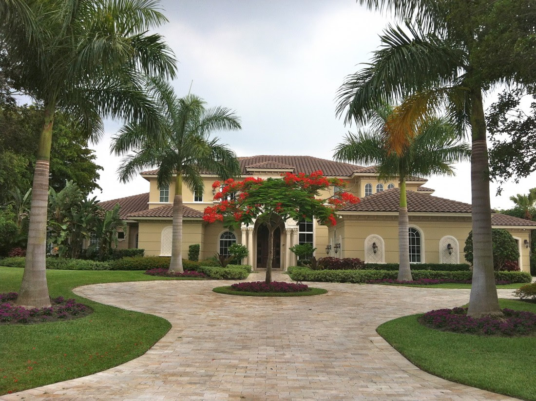 Landscape Design Royal Palm Beach Fl Himmel Construction