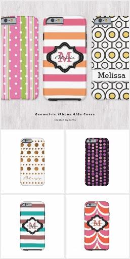 Geometric iPhone 6/6s Cases