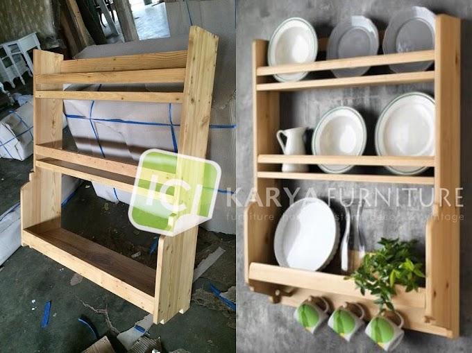 Ukuran Ideal Rak Dapur | Ide Rumah Minimalis