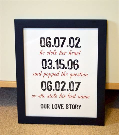 1st Wedding Anniversary Gifts For Wife   Ideas   Pinterest