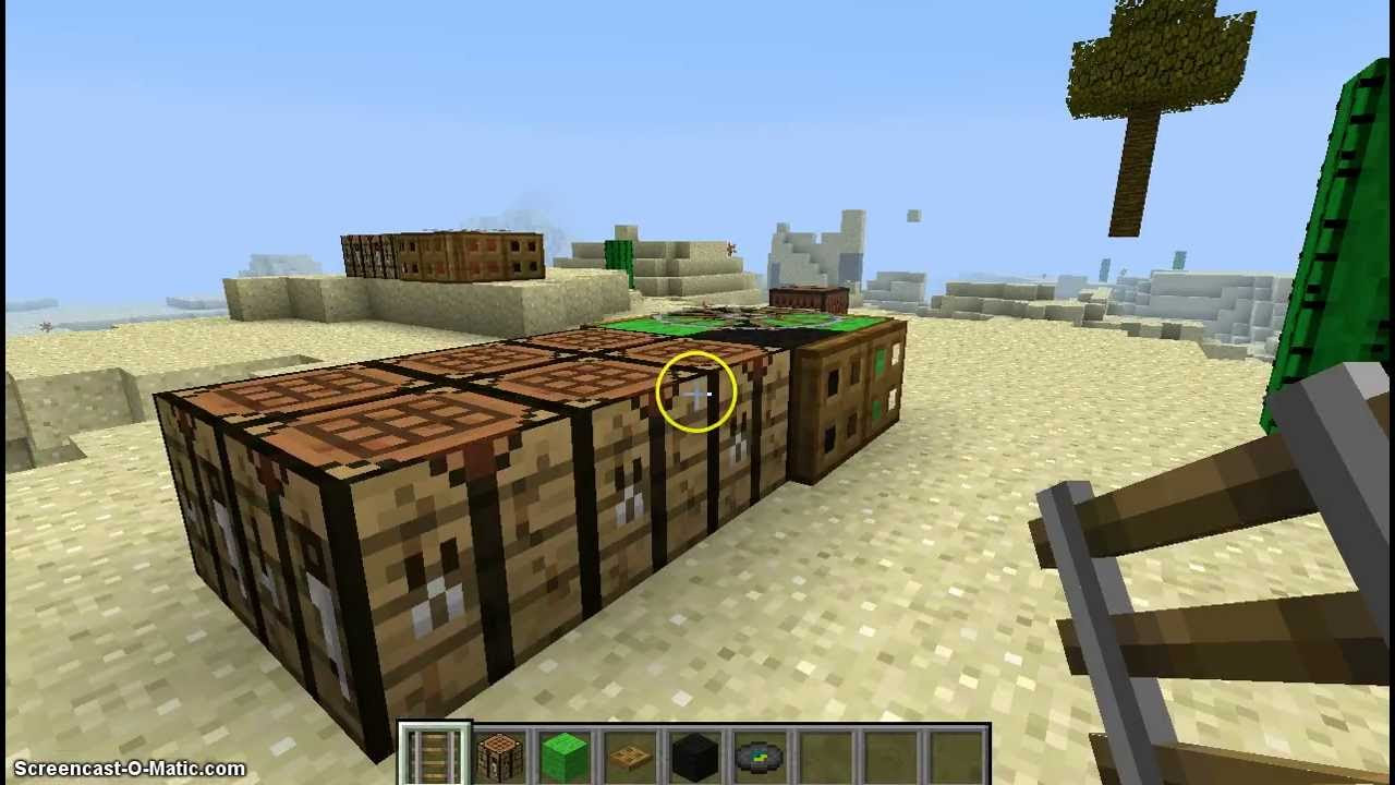 Minecraft Roulette Table — Minecraft: How to make a ...