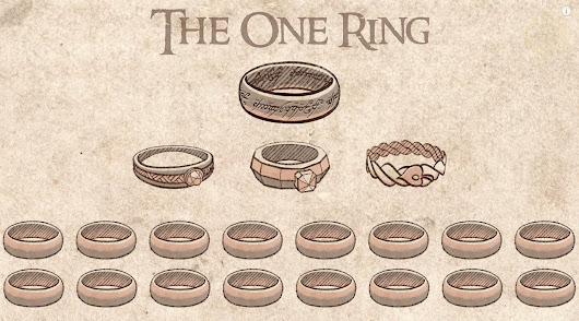 LotR's One Ring of Power Explained Better Than Even Stephen Colbert Could Do