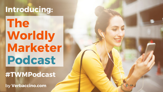 Spread the News: The Worldly Marketer Podcast Is Here!