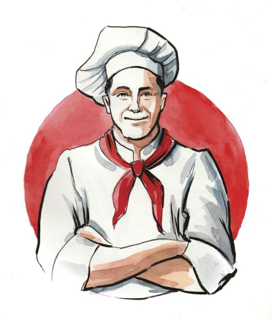 Insider: The rise of the nice chef - foodservice