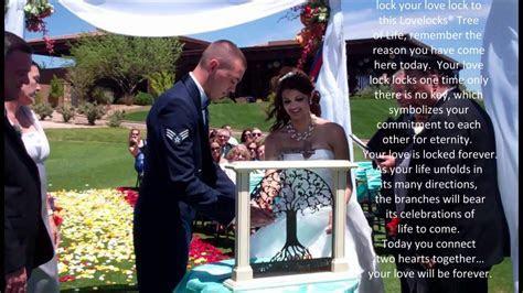 "Lovelocks ""Tree of Life"" Wedding Ceremony full screen.wmv"