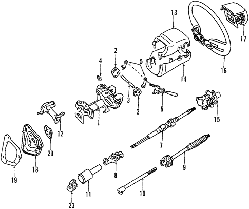 30 1994 Toyota Pickup Exhaust System Diagram - Wiring ...