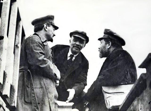 Lenin Trotsky