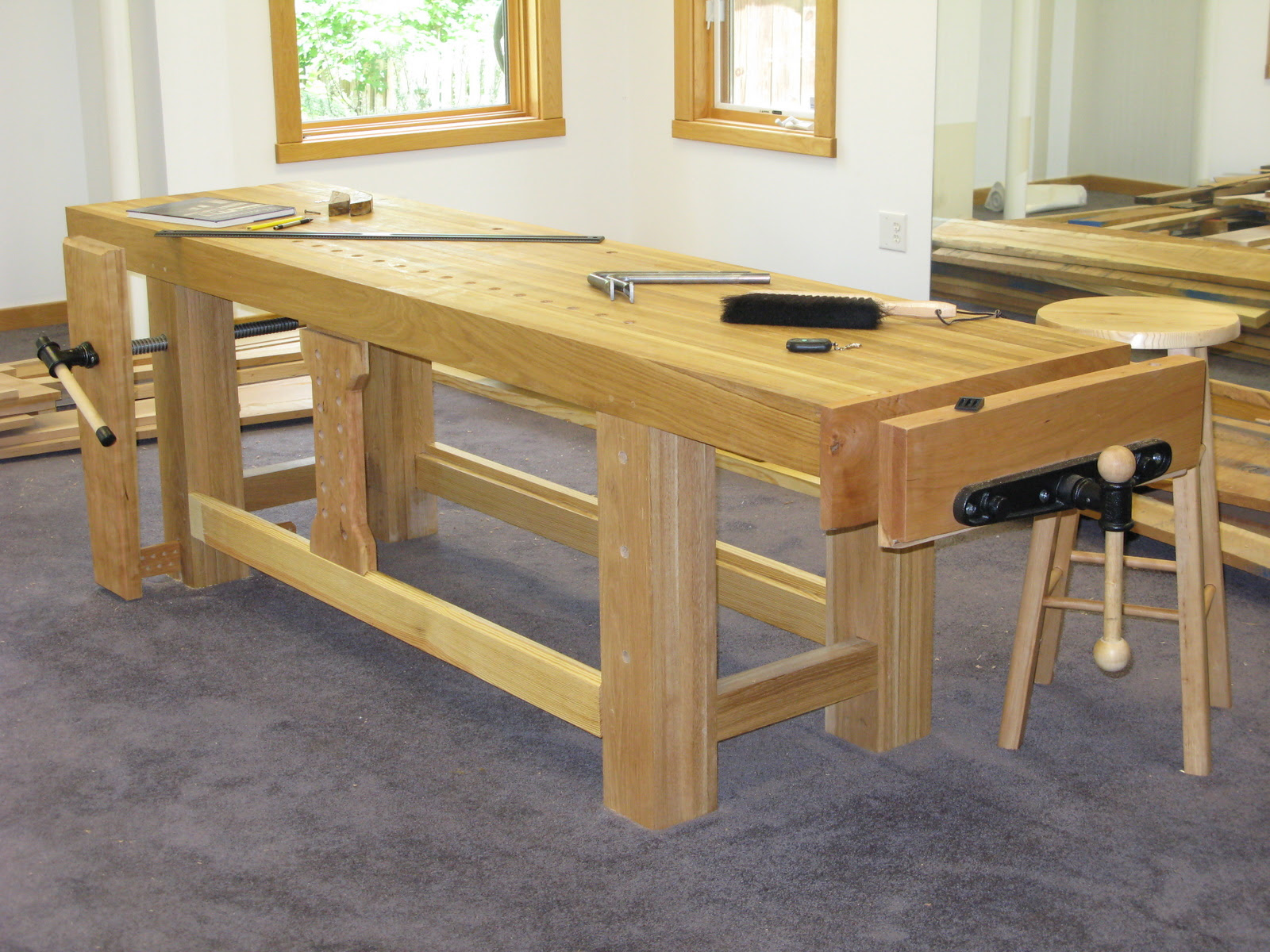 used woodworking workbench for sale ~ download woodworking plans