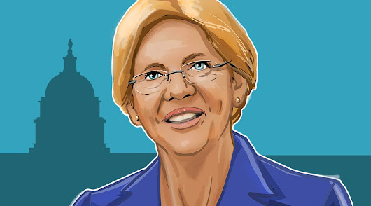 Elizabeth Warren: Obama was wrong. The system is more rigged than you know.