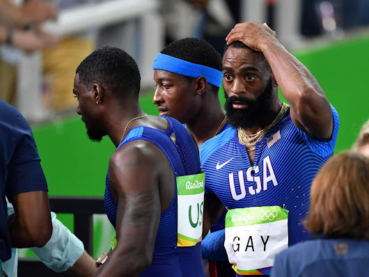 A Brief History of Recent USA Men's 4x100 Disqualification