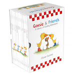 Gossie and Friends Storybook Library: 12 Book Box Set by Olivier Dunrea