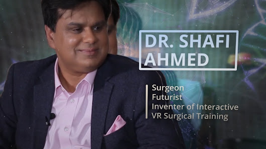 Dr. Shafi Ahmed Interview with Dr. Paul Drouin