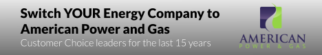 Switch YOUR Energy Company to American Power and Gas
