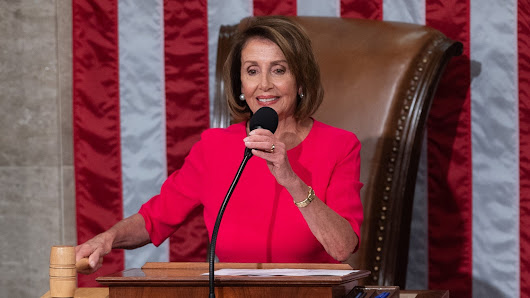 Nancy Pelosi Pulls Rank, Suspends Trump's State of the Union