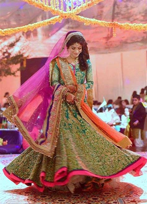 Pakistani Bridal Dresses: 15 Trending Styles To Look Like