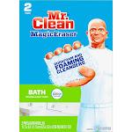 Mr. Clean Magic Eraser Bath - Sponge - Durafoam - white - pack of 2