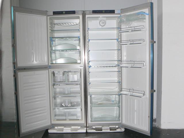 Side By Side Einbau Kühlschrank Liebherr : Liebherr doppeltür kühlschrank: side by side kühlschrank