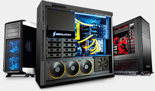 Digital Storm: Custom Gaming Computers & Gaming PCs