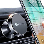 VICSEED Car Phone Mount Magnetic Phone Car Mount Strong Magnet Air Vent Mount 360° Rotation Car Phone Holder Fit for iPhone SE 11 Pro XS Max XR X 8