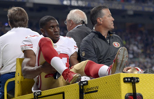 Rams Ordered to Pay Reggie Bush $12.5M for 2015 Knee Injury | Complex