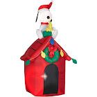 """Gemmy 48"""" Airblown Snoopy"""