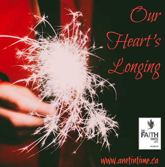 Our Heart's Longing - A Net in Time