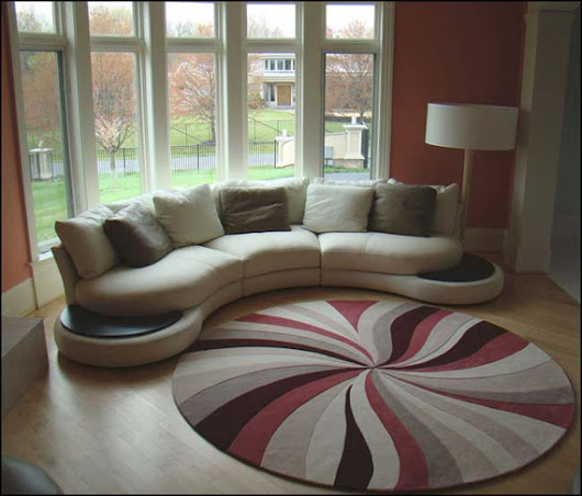 20 Unique Carpet Designs For Living Room - Top Dreamer