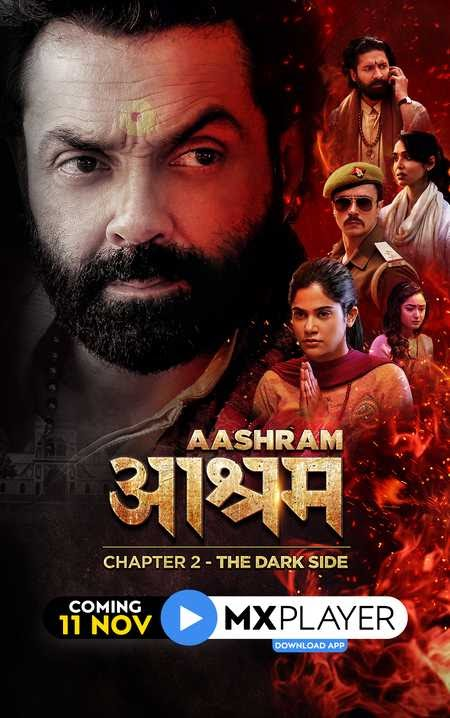 Aashram Chapter 2 The Dark Side Hindi S02 Complete MX Web Series Download