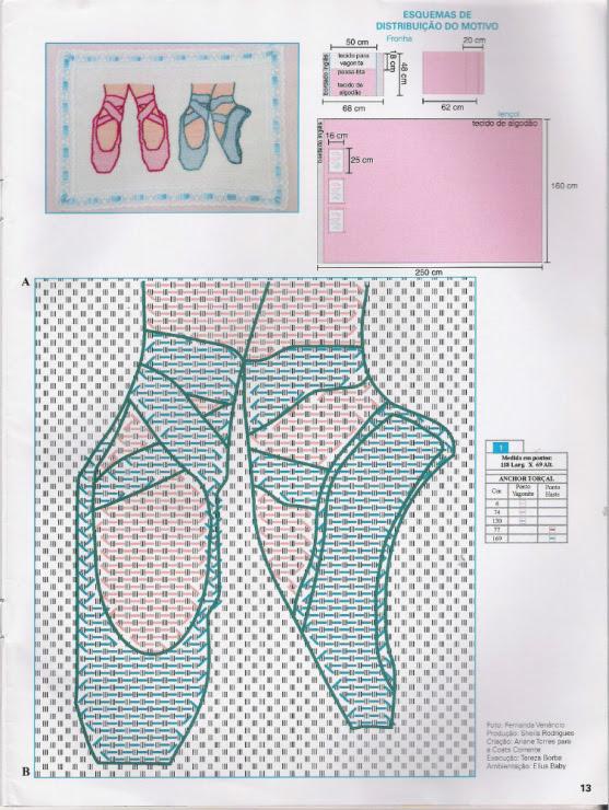 çarpı-işi-balerin-ayakları