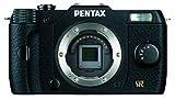 PENTAX デジタル一眼カメラ Q7 ボディ ブラック Q7 BLACK BODY KIT 10407