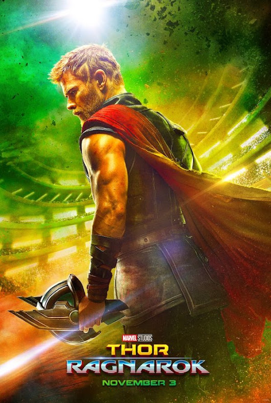 Watch the First Teaser Trailer for THOR: RAGNAROK - Reel Reviews