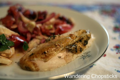 Italian Roast Chicken with Basil, Rosemary, and Thyme 5