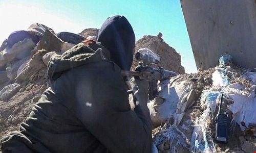 Hình ảnh IS nghênh ngang khoe xe tăng, vũ khí khủng cướp được từ Iraq số 4