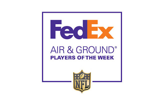 FedEx #AirandGround #NFL Players of the Year