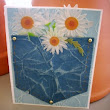 A Pocket Full of Posies Mother's Day Card - Vicki O'Dell... The Creative Goddess