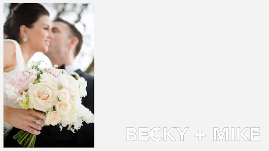 *The Wedding of Becky and Mike - Dustin Meyer Photography * Austin Wedding P...