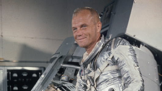 John Glenn, First American To Orbit The Earth, Dies At 95