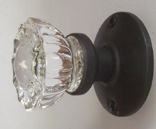 Crystal Antique Replica Surface Mount Single Dummy French