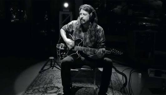 Clip des Tages: Dave Grohl - Play