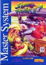 Capa do game para o Master System (Foto: Reprodução)