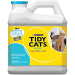 Tidy Cats 11720 Instant Action Scooping Cat Litter 20 lbs.