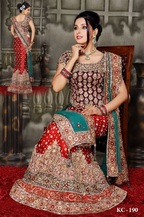 Bridal   Eastern Bridal Wear   Indian Sarees Wearing