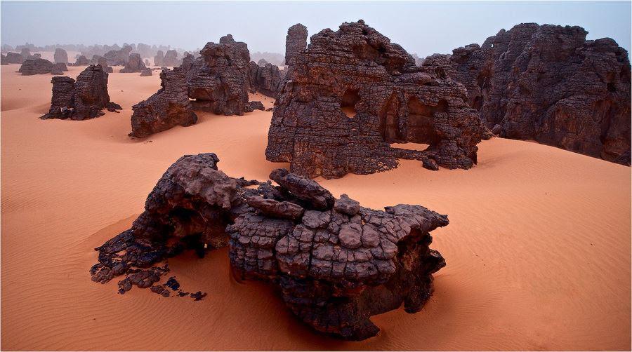 Λιβυκή Έρημος, Νότια Λιβύη