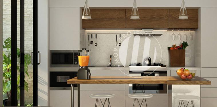 Dekorasi Desain Dapur Minimalis Terbaru