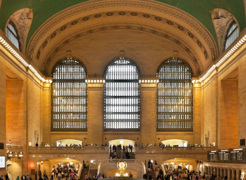 Fotos marcantes mostram a cidade de Nova Iorque ontem e hoje 04