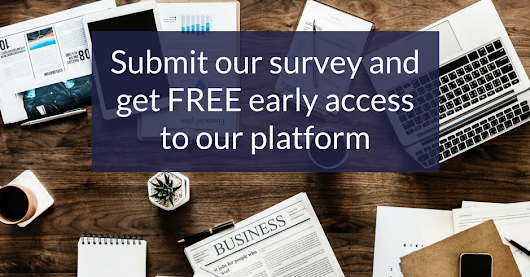 Market Research Survey - Business Startups / Corporate Startups
