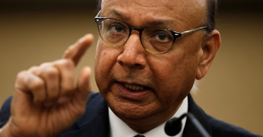 Gold-Star Father Khizr Khan's Travel Rights 'Being Reviewed'