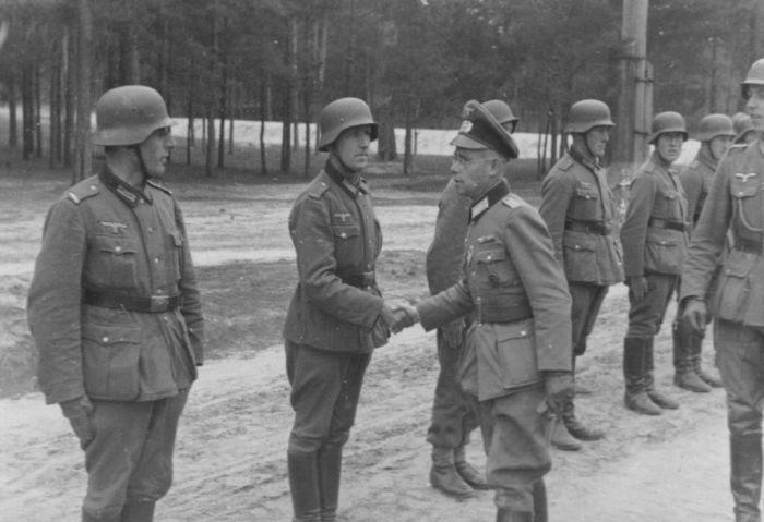 солдаты и генералы