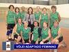 Voleibol adaptado feminino de Itatiba fica em 1º lugar em competição em Salto