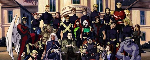Image result for X-Men: Evolution